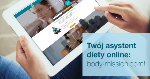 ONLINE DIET ASSISTANT IN THE BODY MISSION PROGRAM