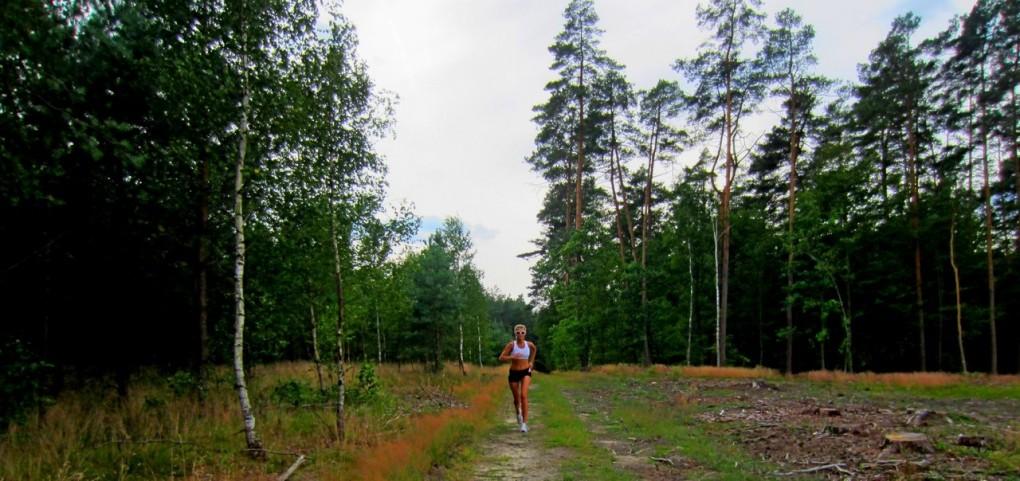 czynniki wpływające na szybkość biegu- sistersM