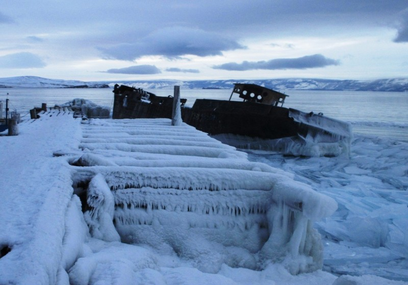 SIBERIA. BETWEEN THE KINGDOM OF WINTER AND ICE HELL