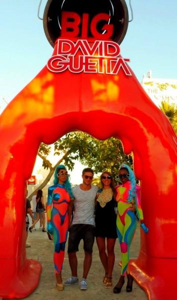 DJ DAVID GUETTA- USHUAÏA