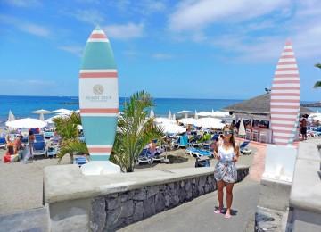 Playa de Fañabé