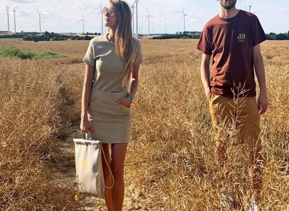 LOOK IN FARBEN DER NATUR
